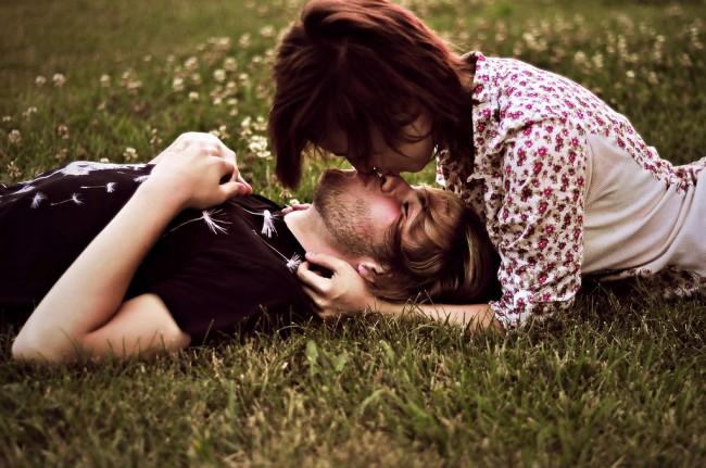 l'innamoramento e le fasi della vita di coppia