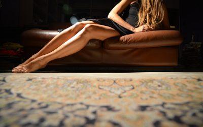 La donna di porcellana - Racconto erotico