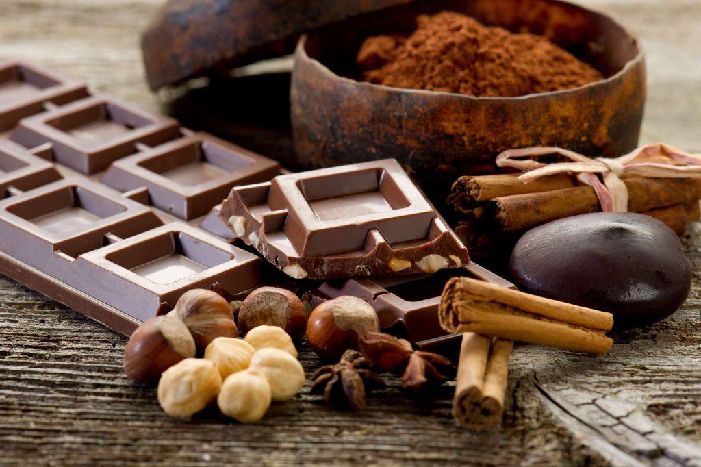 cioccolato cibi afrodisiaci