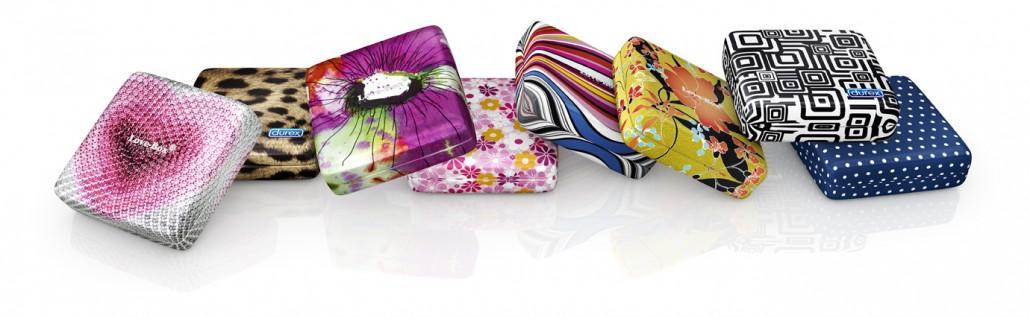 LoveBox Durex - idee regalo glamour