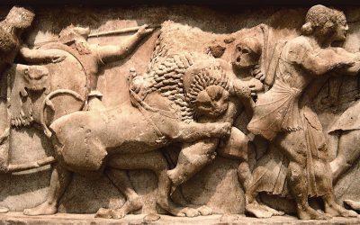 I costumi sessuali occidentali: dall'eta' arcaica alla Grecia classica