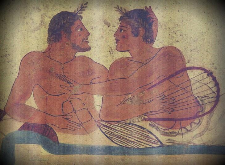omosessualità antica grecia
