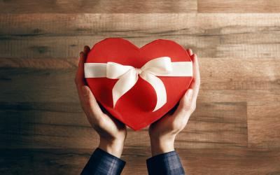 Il regalo giusto per San Valentino