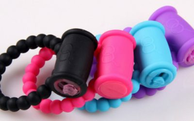 Sex toys: anello vibrante, il simpatico amico che ravviva le serate di coppia