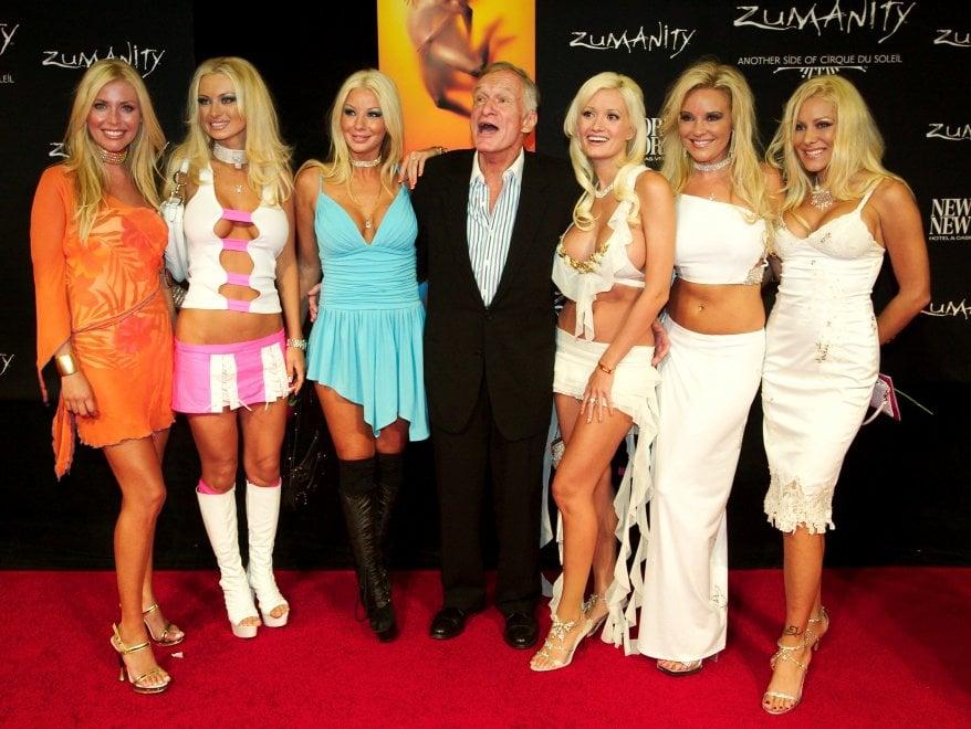 il papà di playboy e le donne