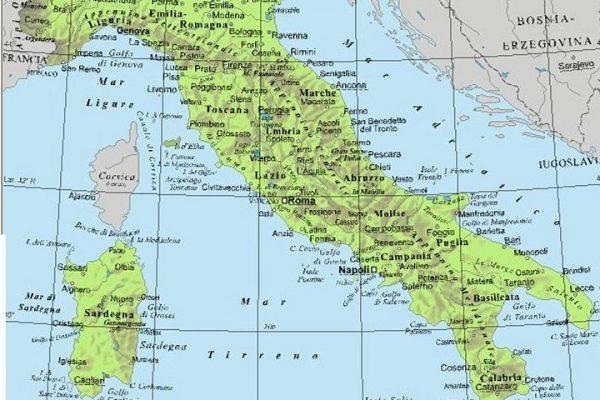 italia divisa per abitudini e tendenze sessuali