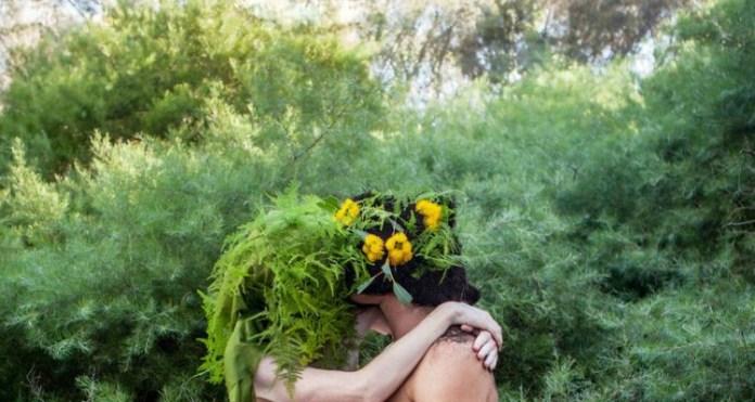 l'eccitazione aumenta a contatto con la natura