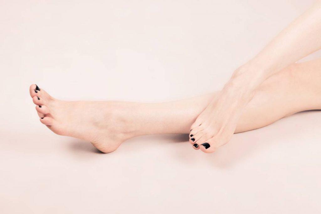 i piedi hanno molte terminazioni nervose