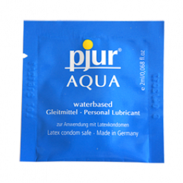 Pjur Aqua lubrificante a base acquosa