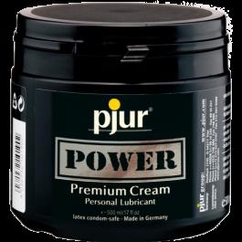 Pjur Power Premium - crema lubrificante