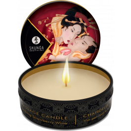 Shunga Erotic Art Romance - candela da massaggio
