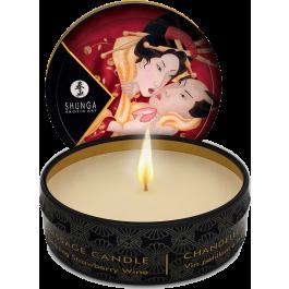 Shunga Erotic Art Romance - Vino e fragola