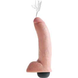 Dildo Realistico Squirting Cock 9 Inch King Cock