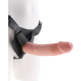 Cintura Fallica Strap-on Harness with Cock King Cock