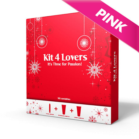 Toyz4Lovers Kit4Lovers Pink - kit del piacere