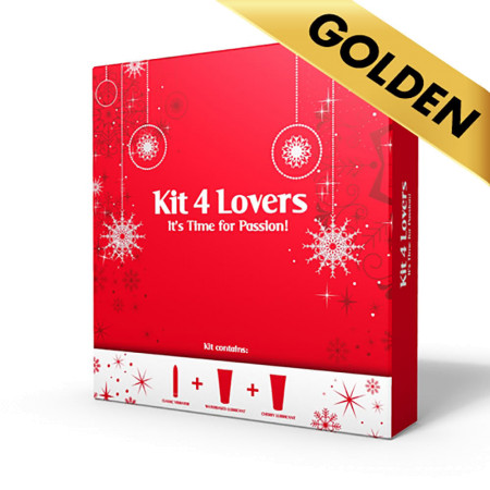 Toyz4Lovers Kit4Lovers Golden - kit del piacere