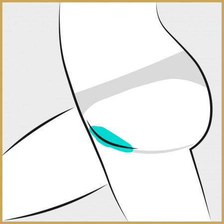 Vibratore clitorideo Moxie We Vibe