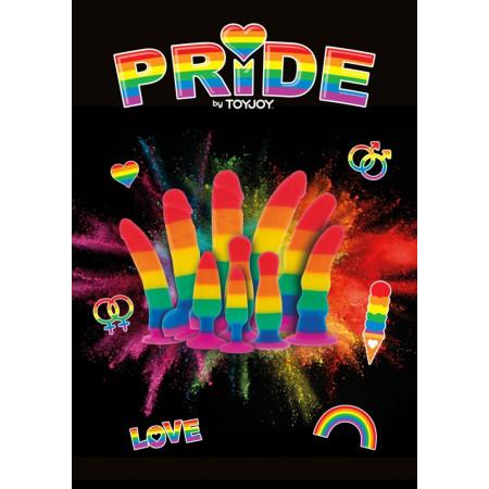 Pride Happy Stuffer Large
