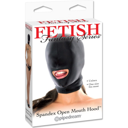 Pipedream Spandex Open Mouth Hood