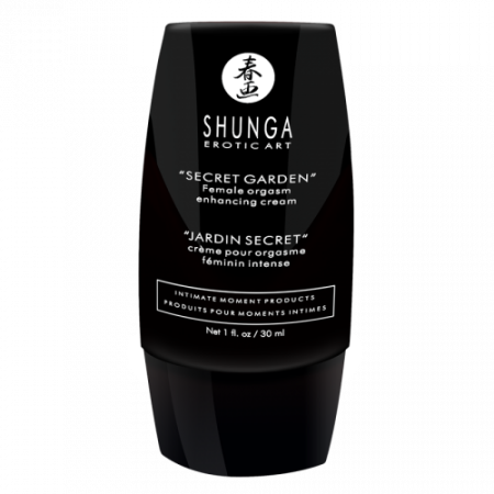 Shunga Giardino Segreto - crema stimolante per lei