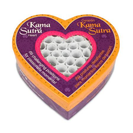 Moodzz Kama Sutra Heart - gioco erotico
