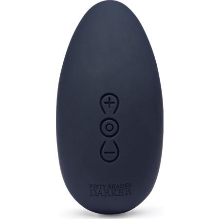 Stimolatore clitoride Delicious Tingles 50 Sfumature di Nero