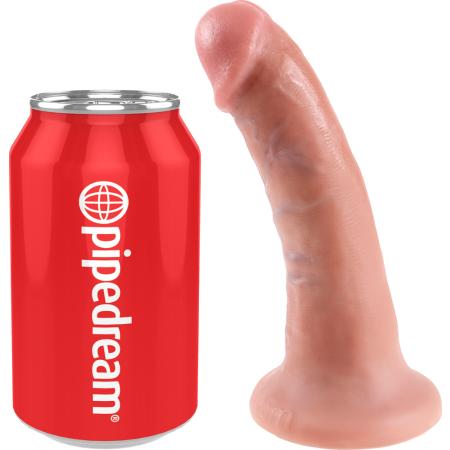 Dildo realistico con ventosa 6 Inch Cock Pipedream