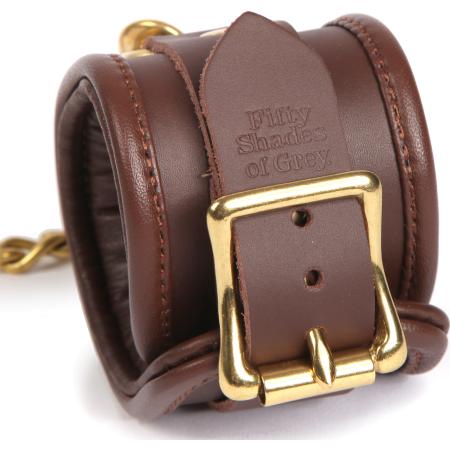 50 Sfumature di Grigio Ankle Cuffs - cavigliere