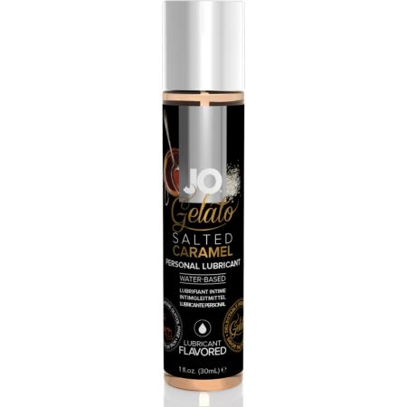 Lubrificante al caramello System JO Gelato Salted Caramel Water-Based