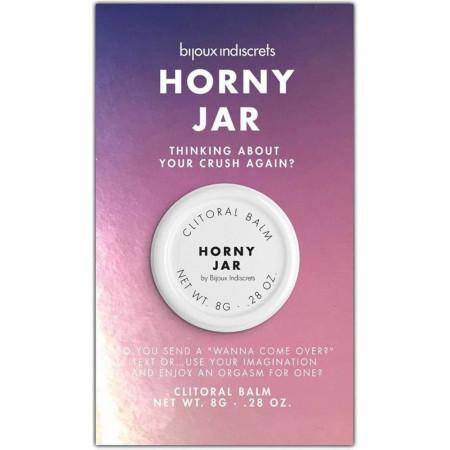 Balsamo stimolante per clitoride Horny Jar - Clitherapy Balm Bijoux Indiscrets