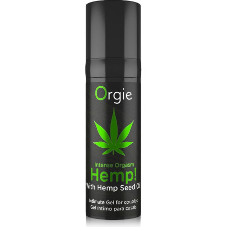 Gel Stimolante Intense Orgasm Hemp Orgie