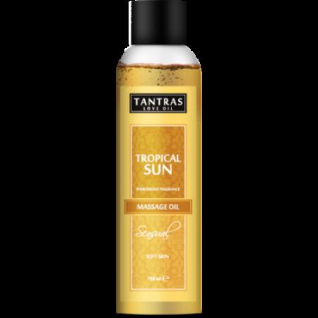 IntimateLine Tantras Love Oil Tropical Sun - olio per massaggi