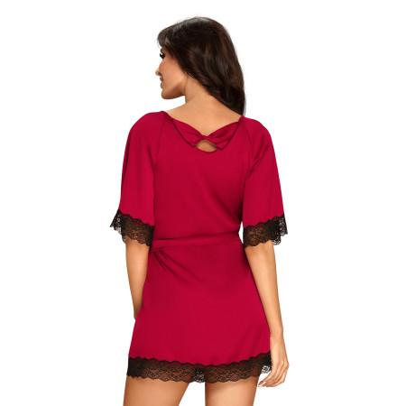 Sensuelia Robe Rosso Obsessive