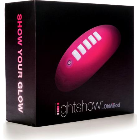 Vibratore Lightshow OhMibod