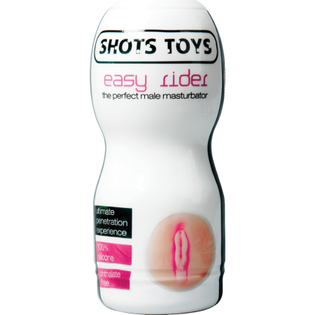 Masturbatore uomo Easy Rider Vaginal Shots Toys