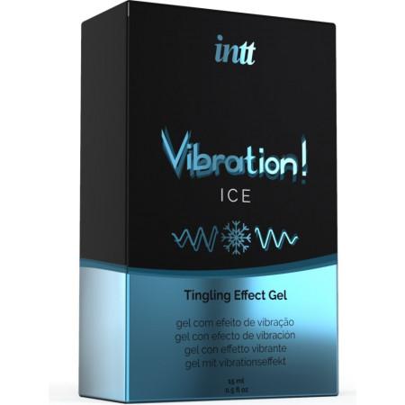 Gel stimolante Intt Vibration Ice