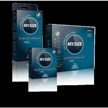 Preservativi MY.SIZE box - preservativi su misura