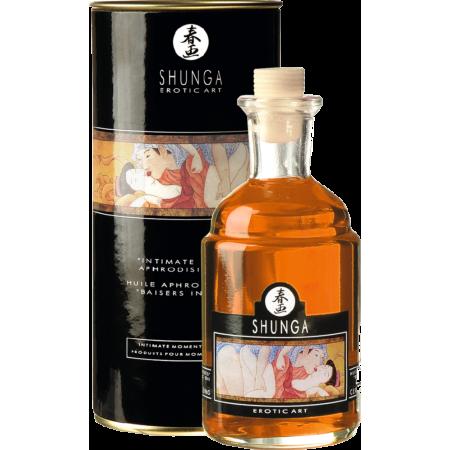 Olio da massaggio edibile Aphrodisiac Oil Orange Fantasy Shunga