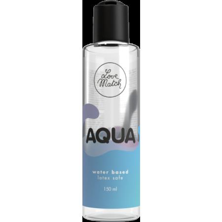 Love Match Aqua 150ml - lubrificante a base acquosa