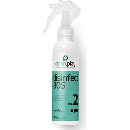 Toycleaner CleanPlay Disinfect 80S Cobeco Pharma