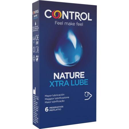 Control Adapta Extra Lube preservativi extra lubrificati