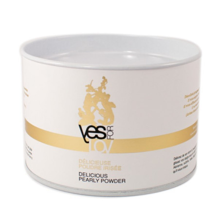 YesForLov Delicious Pearly Powder - polvere perlata