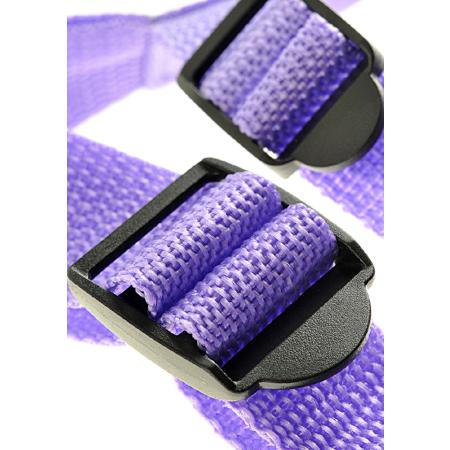 """Imbracatura harness con dildo 7"""" Strap-On Suspender Harness Set Dillio"""