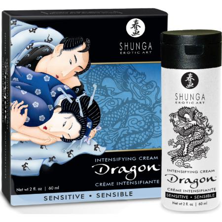 Gel ritardante Dragon Virility Sensitive Cream Shunga