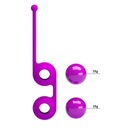 Palline Cinesi Kegal Balls Purple Pretty Love