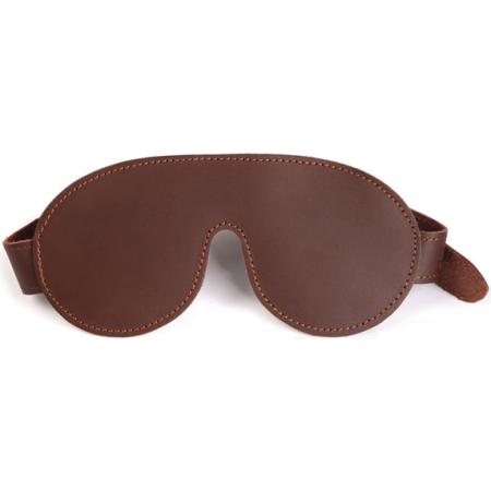 50 Sfumature di Grigio Blindfold - maschera copriocchi in cuoio