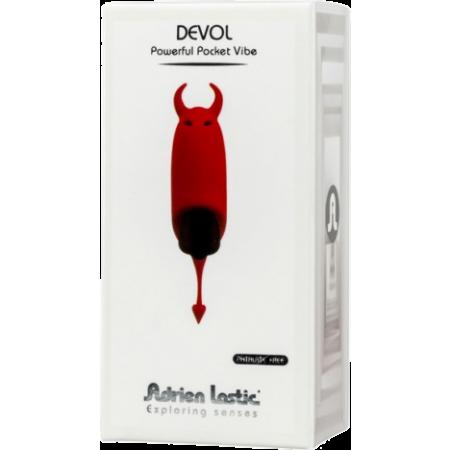 Mini vibratore clitorideo Devol Adrien Lastic