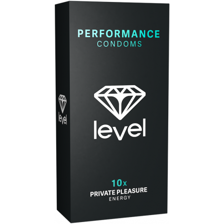 Preservativi ritardanti Performance Level