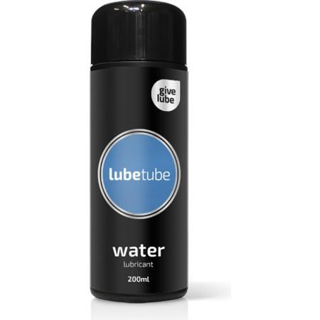 Lubrificante LubeTube Water 200 ml Cobeco Pharma