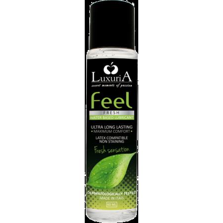 Luxuria Feel Fresh Sensation - lubrificante effetto freddo 60ml